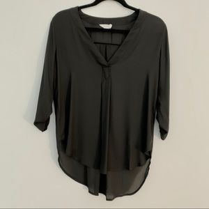 Lush 3/4 sleeve top